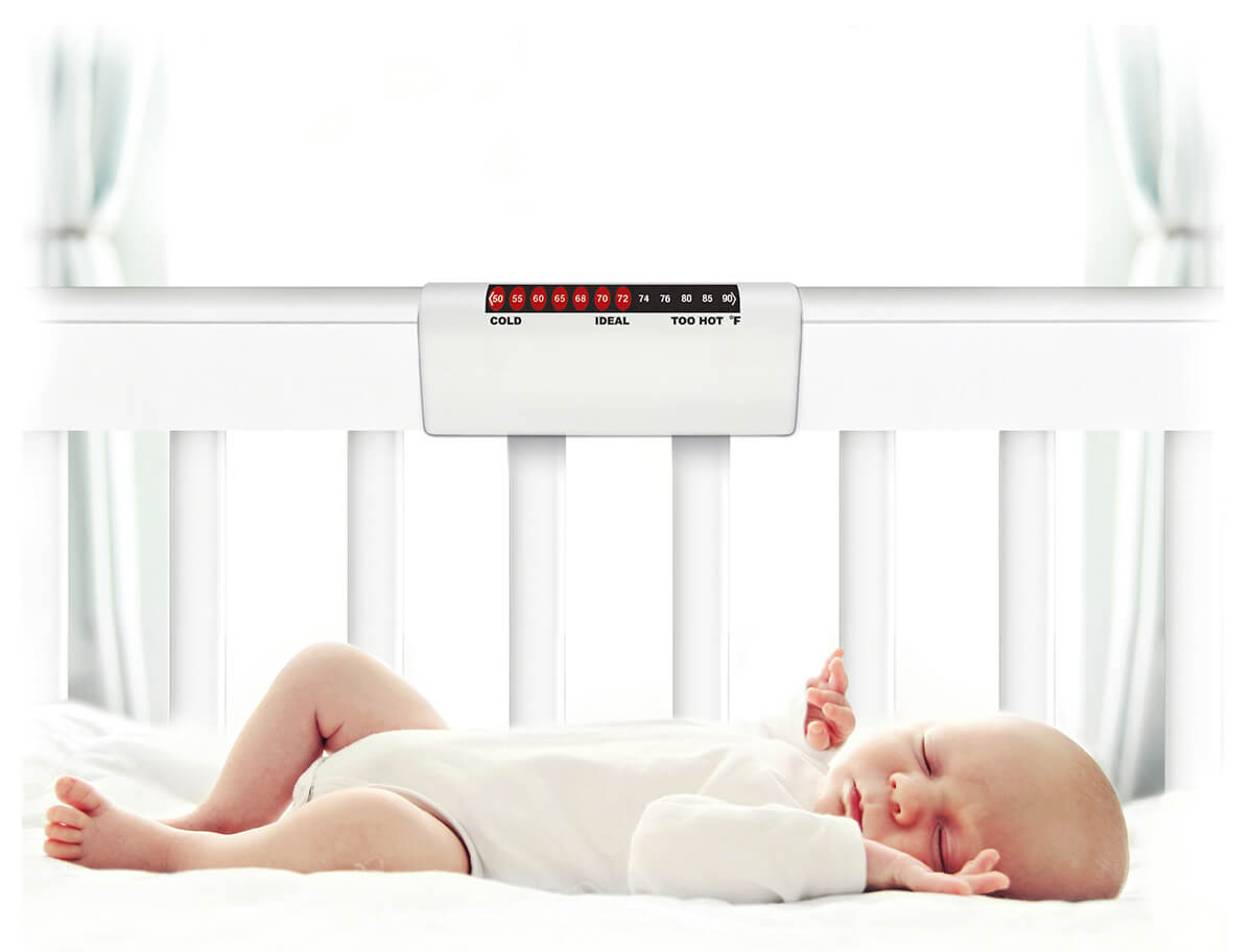 Baby Safe Crib Thermometer